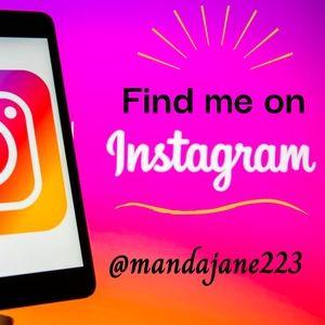 FOLLOW ME on Instagram! 📷